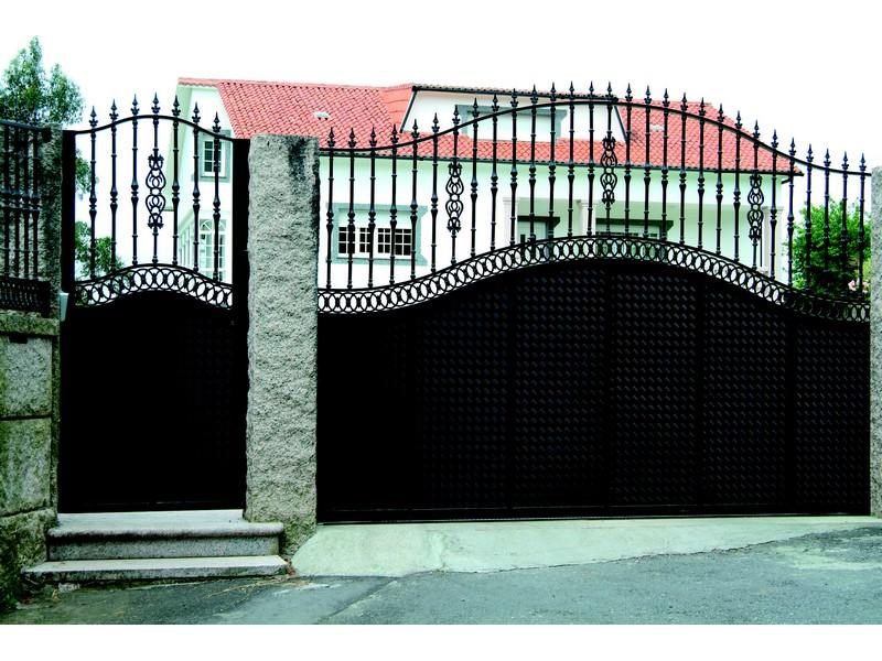 puertas de garaje de aluminio madrid | fabricación e instalación