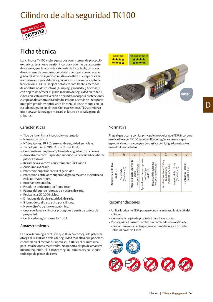 STC TESA TK100 724x1024 - BOMBILLOS DE SEGURIDAD
