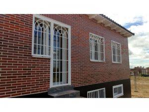 puerta 3 arcos pds grande sin cuadradillos laterales 300x225 - Rejas estilo inglés